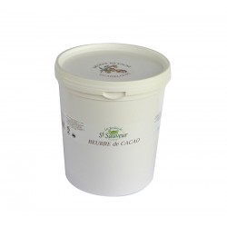 Beurre de Cacao - 1 litre