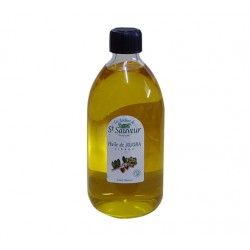 Huile vierge de jojoba 1000 ml (Pomme Surette)
