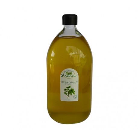 huile carapate